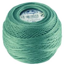 Cebelia Crochet Thread Size 10 - Green-Blue Jade Green (Color #992)