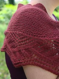 Ceridwen - A Berroco Quechua Pattern - FREE DOWNLOAD LINK IN DESCRIPTION