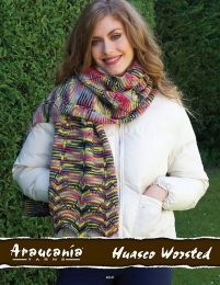 Charlotte Scarf - Free Download with Purchase of 4 or More Skeins of Huasco Worsted