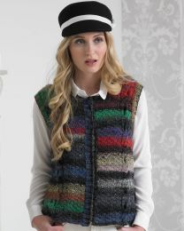 Chic Sweater- This pattern is included in the Noro Boutique Book (Price is for the whole book)