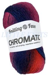 Chromatic - Lavastone (Color #1010) - Silky Violets, Purples, Plums, Rose & Gorgeous Rich Reds