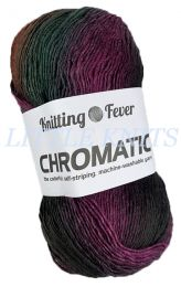 Chromatic - Bloodstone (Color #1011) - Deepest Velvety Purples, Plums with Navy, Dark Green, Black & Rich Chocolate