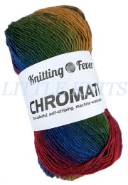Chromatic - Floyd Prism (Color #1012) - Lapis Blues, Silky Reds, Deep Greens, Splashes of Patina Gold,Violet & Purple