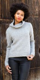 Cloud Pullover - Free Download with Stratus Purchase of Eight or More Skeins