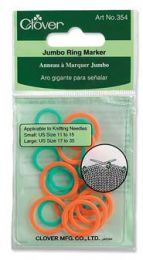 Clover Jumbo Ring Markers (Item #354)