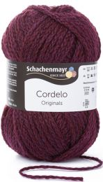 Schachenmayr Cordelo - Pflaume (Color #49) - FULL BAG SALE (5 Skeins)