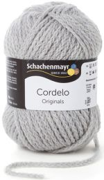 Schachenmayr Cordelo - Frost (Color #73) - FULL BAG SALE (5 Skeins)