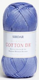 Sirdar Cotton DK - Pansy (Color #544)