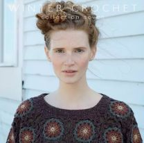 !Winter Crochet Collection Seven by Marie Wallin - Rowan Felted Tweed Patterns - Orders that include this book Ship Free within Contiguous U.S. (1/2 of shipping for Hawaii & Alaska)