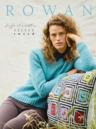 Rowan Kaffe Fassett's Felted Tweed Book