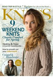 Interweave Knits- 2015 Fall- cover