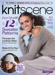Knitscene Winter 2018