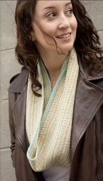 Infinite Elation Snood - Free Download with Sulka Purchase of 3 or more skeins