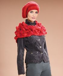 Loop Scarf - A Diverso Pattern