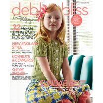 Debbie Bliss Knitting Magazine - Spring-Summer 2014 (Issue #12)