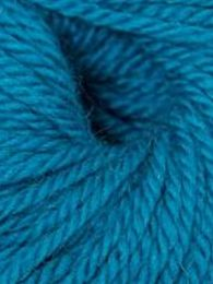 Debbie Bliss Blue Faced Leicester Aran - Teal (Color #46019)