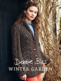 Debbie Bliss Winter Garden Pattern Book