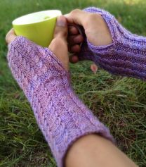 October 2010 Dream in Color Dream Club Free Pattern - Mitty