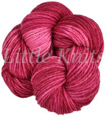 Dream in Color Alpaca Silk Worsted - Charged Cherry