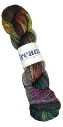 Dream in Color Jilly Lace with Cashmere - Charcoal Prismatic (Color #574)
