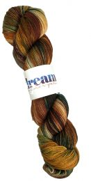 Dream in Color Smooshy with Cashmere - Brass and Steam (Color #927)