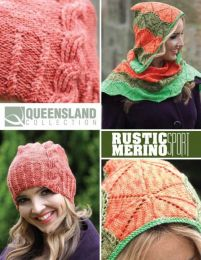 Rubie Hat and Hooded Scarf2