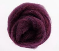 Kraemer Mauch Chunky Roving - Eggplant (Color #R1005)