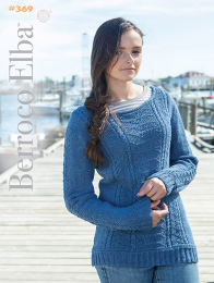 Berroco Brielle Pattern Book #399