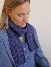 Minny - Free with purchases of 2 or More skeins of Rustic Lace (PDF File)
