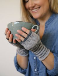 Mitts - Free with purchases of 2 or More skeins of Rustic Lace (PDF File)