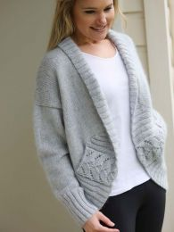 Ormston Cardigan - FREE WITH PURCHASES OF 10 SKEINS OF CASHMERENO SPORT
