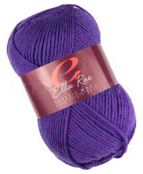 Ella Rae Classic - Grapeberry Heather (Color #2014)