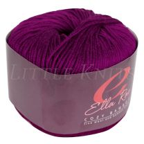 Ella Rae Cozy Bamboo - Grape Powder (Color #27)