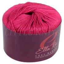 Ella Rae Cozy Bamboo - Raspberry (Color #34)