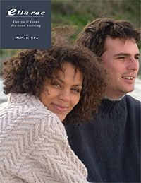 Ella Rae Design & Yarns for Handknitting - Book 6 (cover)