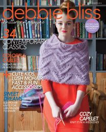 Debbie Bliss Knitting Magazine - Fall-Winter 2014 (Issue #13)