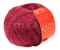 Feza Nico - Raspberry Jam with Subtle Gold Glimmer (Color #907)