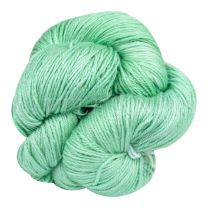 Silky Sheep Hand-Dyed - Mint Gelato - (Color #170 BL2)