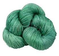 Silky Sheep Hand-Dyed - Jade Jungle - (Color #172 BL3)