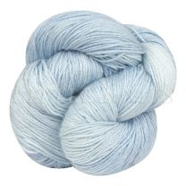Silky Sheep Hand-Dyed - Powder Blue - (Color #184 AL3)