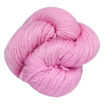 Silky Sheep Hand-Dyed - Flamingo - (Color #19 CL2)