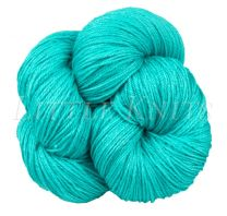 Silky Sheep Hand-Dyed - Ultra Aquamarine (Color #222 DL1)