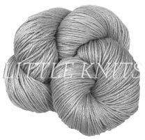 Silky Sheep Hand-Dyed - A Study in Silver - (Color #33 AL1)