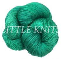 Silky Sheep Hand-Dyed - Emerald Sea - (Color #394D BL1)