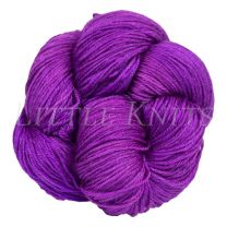 Silky Sheep Hand-Dyed - Intense Grape - (Color #42D AL1)