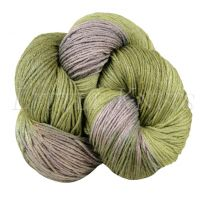 Silky Sheep Hand-Dyed - Silver Sage - (Color #631 CL1)