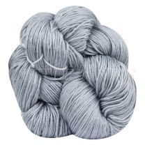 Silky Sheep Hand-Dyed - Blue Steel - (Color #65 AL1)