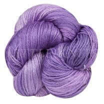 Silky Sheep Hand-Dyed - Lavender Euphoria - (Color #Heaven2 Ca)