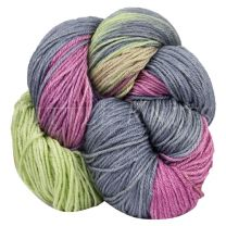 Silky Sheep Hand-Dyed - Seattle Sunrise - (Color #Heaven3 B1)
