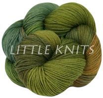 Lorna's Laces Shepherd Sock - Fiddlehead